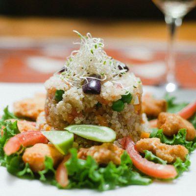 Salads - La Casona Restaurant