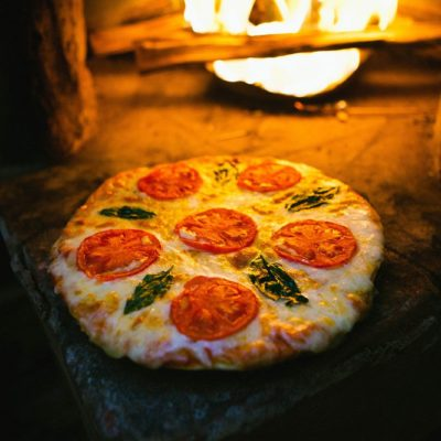 Pizzas - La Casona Restaurant